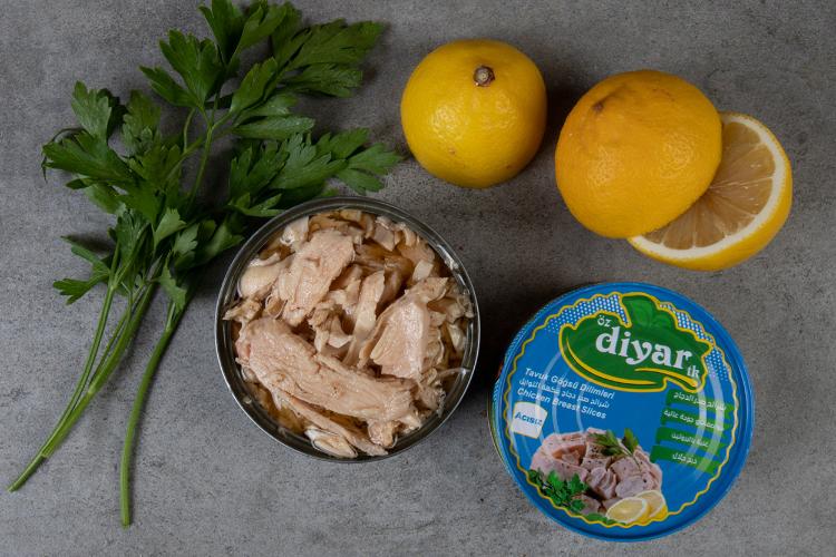 Acısız Tavuk Göğsü Fileto Konservesi 160 Gr.-DİYARTK Gıda İthalat İhracat ve San. Tic. Lim. Şti.